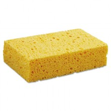 BWK CS2 Medium Cellulose Yellow Sponge 1.5x4.25x6 24/case