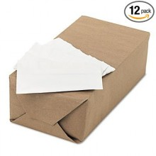 SCA D820 Dispenser Napkins 13IN x 12IN  6000 Napkins Per Case