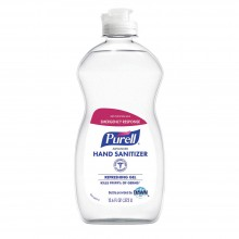 GOJ 974712S PURELL® Advanced Hand Sanitizer 12.6 OZ Flip/Pour Cap 12 Per Case