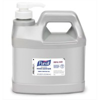 GOJ 968404 Purell Advanced Green Certified Gel Instant Hand Sanitizer 4-64oz Pump Bottles Per Case