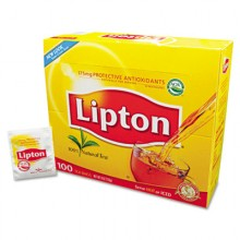 LIP 291 Tea Lipton Regular 100/Box
