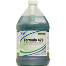 NYC NL429G4 Formula 429 Bio-Enzymatic Floor Cleaner and Grease Eliminator Per Gallon
