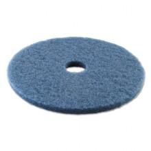 BWK 4020BLU 20 Inch Blue Scrubbing Floor Pad 5 Per Case