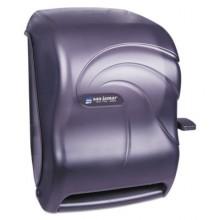SAN T1190TBK Oceans Lever Roll Towel Dispenser W/Transfer Mechanism