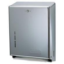 SAN T1900XC C-Fold Multifold Towel Dispenser Bright Chrome