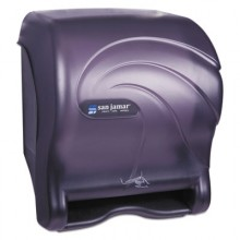SJM T8490TBK Oceans Smart Essence Electronic Roll Towel Dispenser Per Each