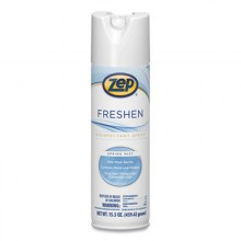 ZPP 1050017 Freshen Disinfectan Spray Spring Mist 15.5 oz Aerosol Can 12 Per Case
