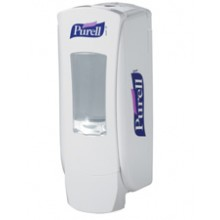 GOJO 882006 ADX-12 PURELL White Hand Sanitizer Dispenser Per Each