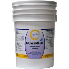 NYCO N933500P50 Gold Circle Powerful High Efficiency Powdered Laundry Detergent 50 lbs Per Pail