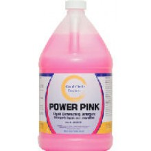 NYCO F1384G2 Gold Circle Power Pink Dish Washing Soap 2 Gallons Case - Per Gallon