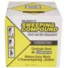 NWP PSC50RED 50lb No Dust Sweeping Compound Per Carton