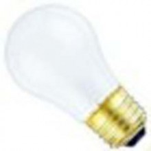 AMRCNLGHT 15A15IF 15 Watt Exit Regular Base Light Bulb 4/pack