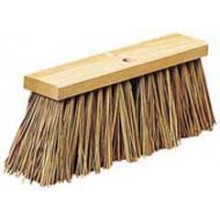 BWK 71160 Street Broom Head 16 Inch Palmyra Bristles Per Each