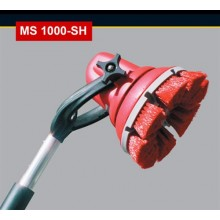 Motor Scrubber MS1000-SH 30 Inch Short Handle Battery Handheld Scrubber Per Each
