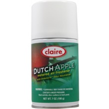 Claire C-104 Dutch Apple Metered Air Freshener 7 oz 12 Per Case