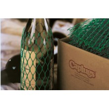 MNT MNWR9 Liquor Bottle Netting 7 Inches Green Color 400 per Case
