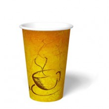 IPR SMR8SH 8oz Paper Hot Cups Soho Design 1000 Per Case