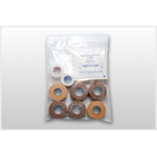 ELKAY F41013 10X13 Gallon Zip Lock Bags Thickness .004 500 Bags Per Case